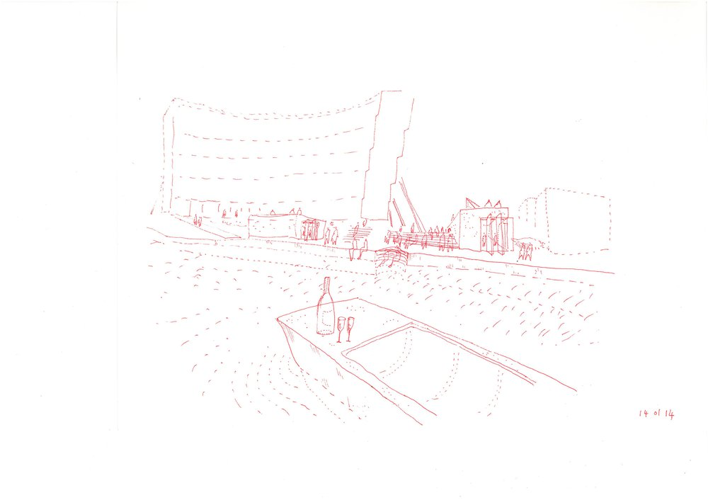 Florey_Building_Oxford_Scrapbook_view-from-a-punt-red-pen.jpg